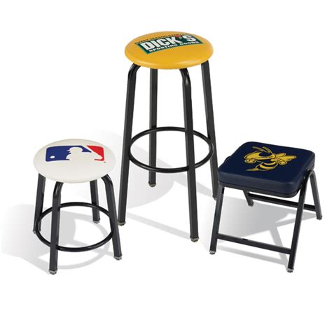 Locker Room Stools Folding by Portable Chairs Folding Sideline Chairs Clarin By