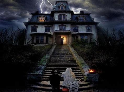halloween haunted houses haunted house halloween by myjavier007 on deviantart