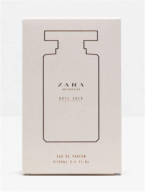 Parfum Zara Bright zara gold 2016 zara perfume a new fragrance
