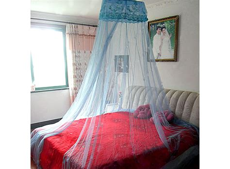 blue bed canopy light blue dome spangle palace lace bed canopy mosquito