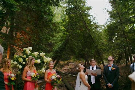 backyard circus backyard circus wedding polka dot bride