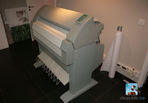 Printer Laser A2 auction laser printer oce 9400 ii a0
