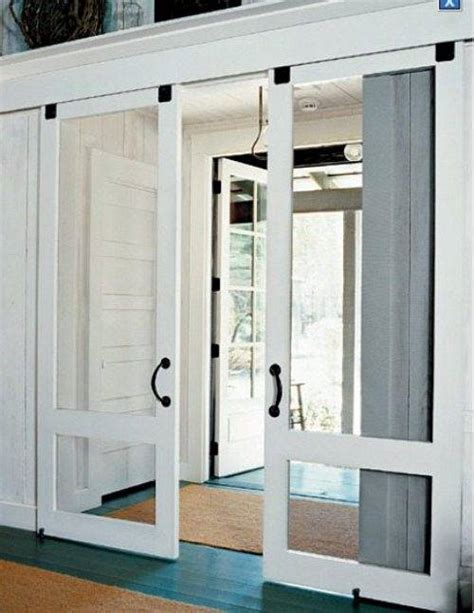 exterior doors with screens doors exterior screen the interior design