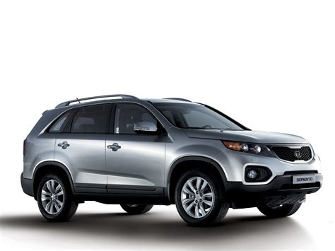 Kia Sornto Kia Sorento Picture 64118 Kia Photo Gallery Carsbase