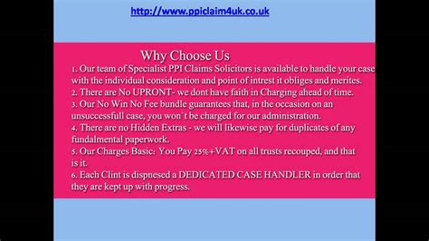 best ppi best ppi claim company no win no fee