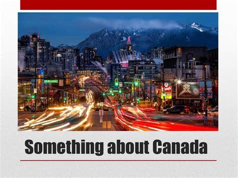 canadian traditions prezentatsiya onlayn