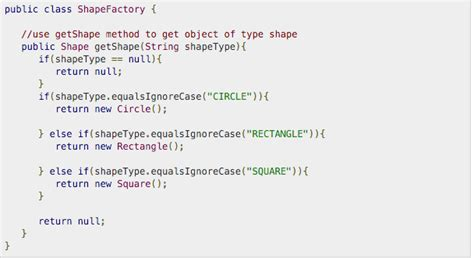 design pattern open closed principle design does the factory pattern violate the open closed