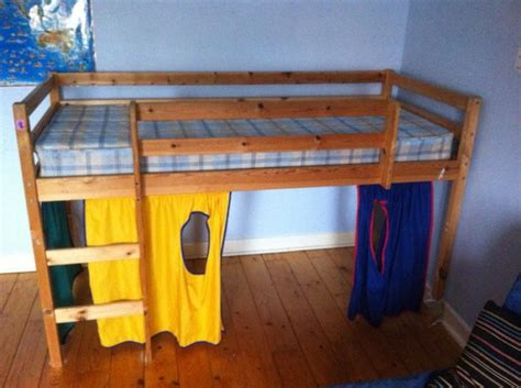 kids bed with slide for sale in laytown meath from russki