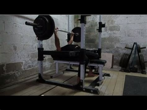 stronglifts bench mehdi from stronglifts 5x5 bench press 242lb how to save money and do it yourself