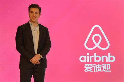 airbnb founder airbnb has big plans with name change and increased