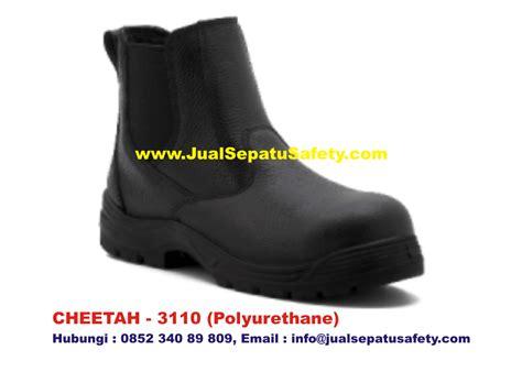 Sepatu Safety Cheetah 3110 H safety shoes cheetah 3110 semi boot harga pabrik bersaing