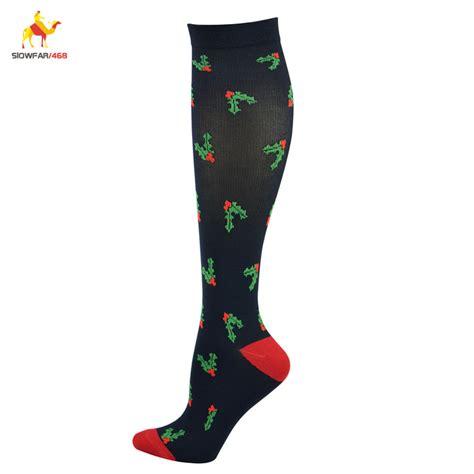 colorful compression socks for nurses newest series colorful compression socks cheap