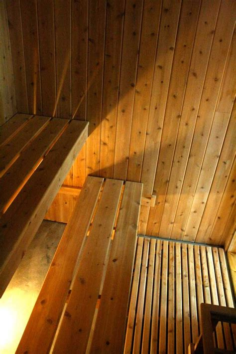 under bench lighting rob licht custom saunas electric saunas