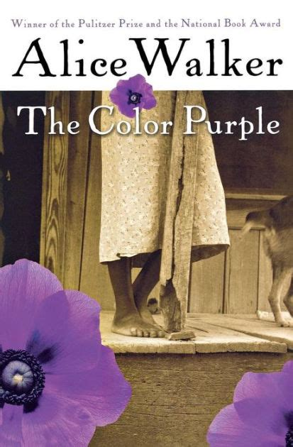 the color purple book summary the color purple by walker hardcover barnes noble 174