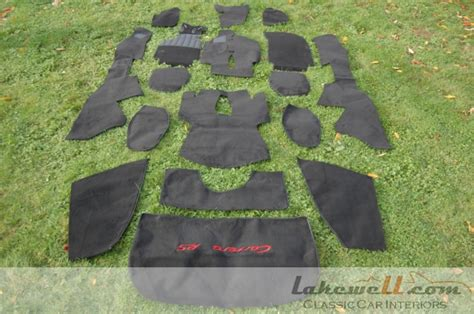 porsche 911 carpet set interior carpet set porsche 911 964 89 93 964