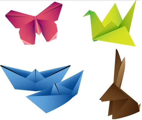 Animated Origami - origami clip related keywords suggestions origami