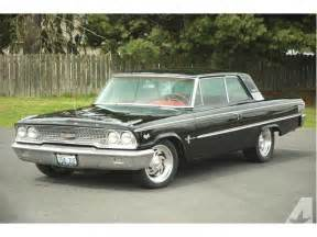 Ford Galaxie 500 For Sale 1963 Ford Galaxie 500 Related Infomation Specifications