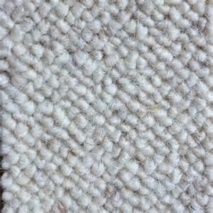 Shaggy Green Rug Allfloors Wensleydale Vanilla 100 Wool Berber Cream