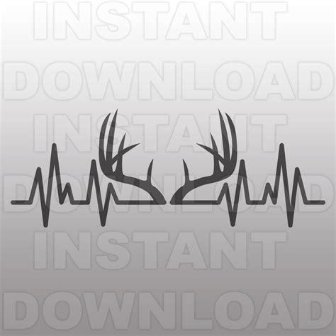 heartbeat tattoo with deer top ekg deer tattoo images for pinterest tattoos