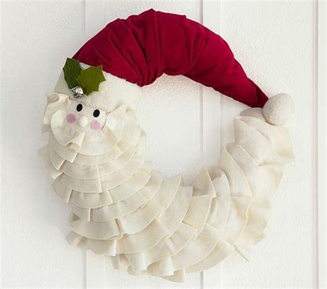 fun wreath ideas  christmas