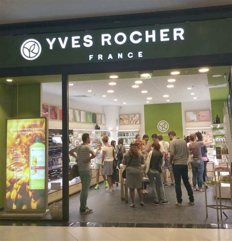 Shoo Yves Rocher park lake shopping center info and offers s in five minutes