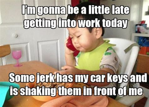 Business Baby Meme - like a boss the best of the new business baby memes