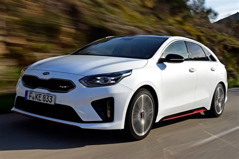 Kia 2019 Review by Kia Pro Ceed Gt 2019 Blau Used Car Reviews Review