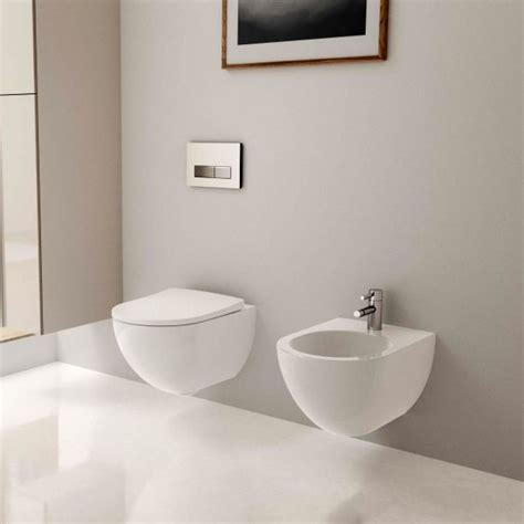 geberit acanto wall hung toliet rimfree bathrooms direct