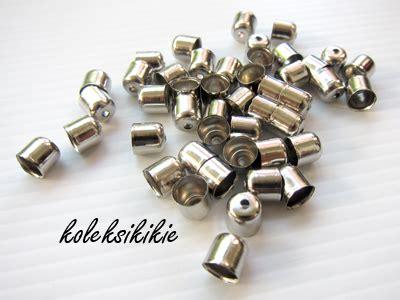Ring O Bahan Aksesoris Pengait Kalung Pengait Gelang membuat kalung tali temali koleksikikie