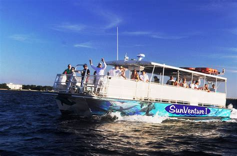 party boat in florida year round private destin cruises charters birthday