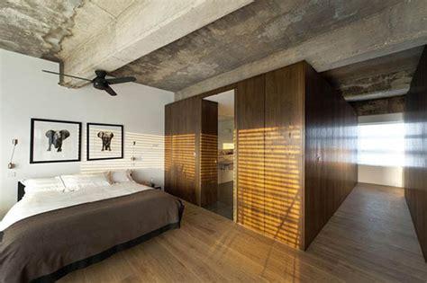 concrete loft london based william tozer designs inspiring loft in old
