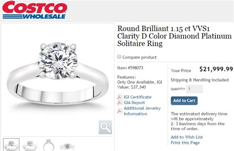 costco engagement rings review are they really cheaper
