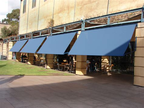 issey awnings issey unicom drop arm shade awning project ods