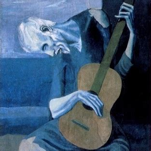 vieux guitariste aveugle google+