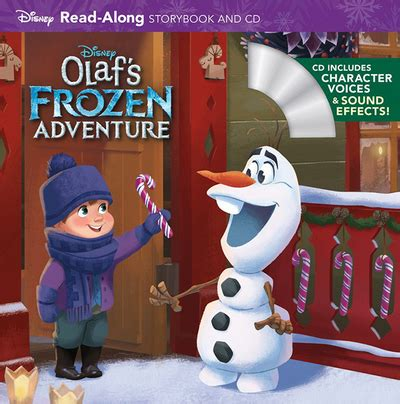 olaf waits for disney frozen golden book books olaf s frozen adventure with audio cd by suzanne francis