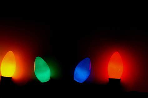 christmas lights big bulbs christmas decorating