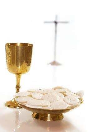 baptism, confirmation & eucharist – holy trinity catholic