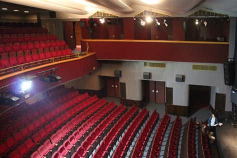 theatre studio dva installs kv esrs  prague news