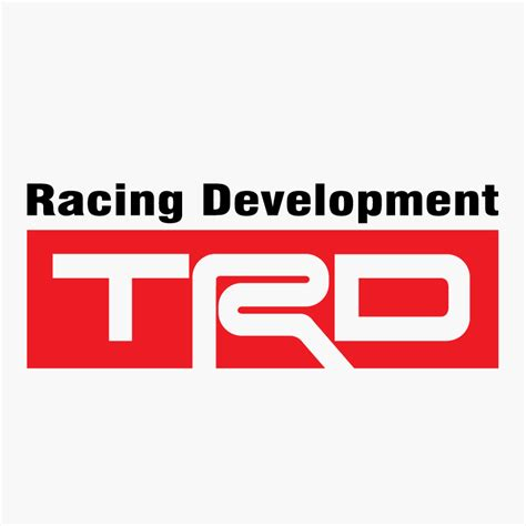 Toyota Racing Development Trd Racing Development Logo Graphic T Shirt Supergraphictees