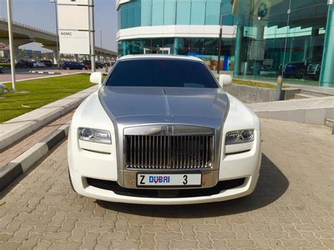 Dubai Number Search Dubai Number Plate Quot 3 Quot And Quot 5 Quot On Rolls Royces