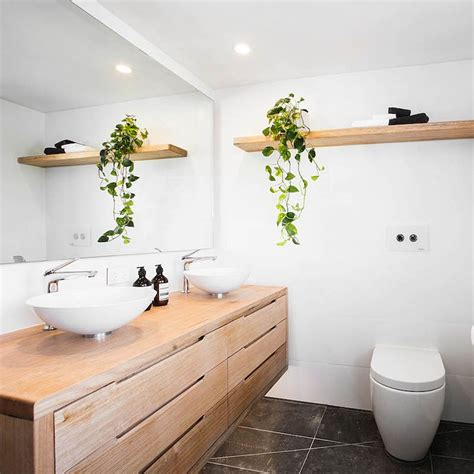 ensuite bathroom sinks best 25 timber bathroom vanities ideas on