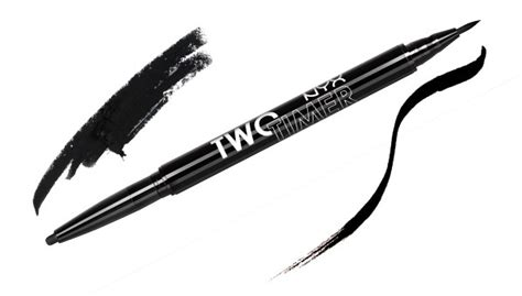 Nyx Two Timer nyx two timer dual ended eyeliner 171 shefinds