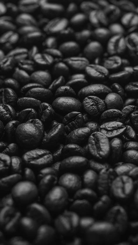 coffee bean wallpaper for walls dark coffee beans iphone 6 hd wallpaper ipod wallpaper