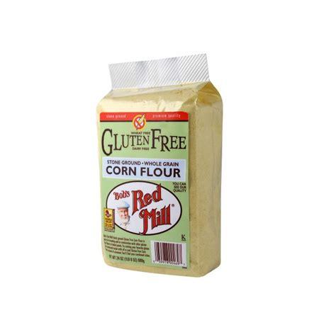 whole grain yellow corn gluten free gluten free corn flour bob s mill foods