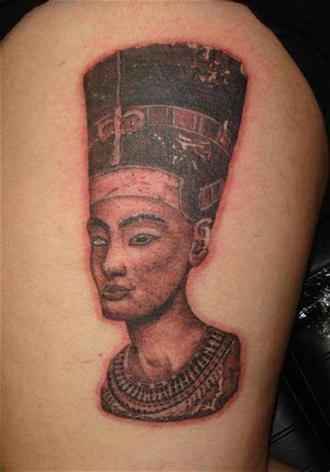 tattoo egyptian queen nefertiti tattoos designs ideas and meaning tattoos for you
