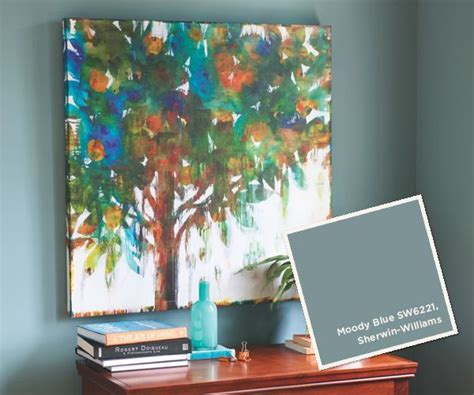 sherwin williams moody blue summer 2013 paint colors