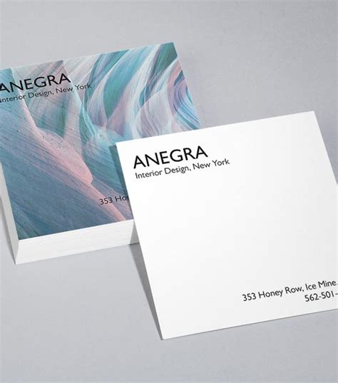 square business cards template printing uk mini card free psd size