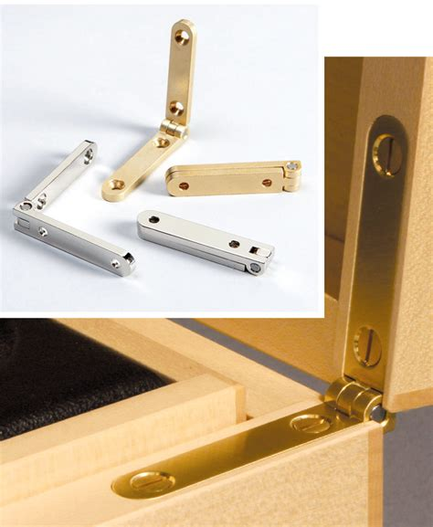 woodwork hinges woodworking tool news finely crafted box hinges