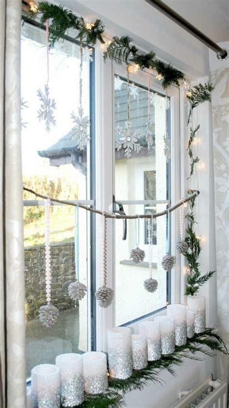 fensterbrett weihnachtsdeko dekoideen zu weihnachten 45 attraktive vorschl 228 ge f 252 r