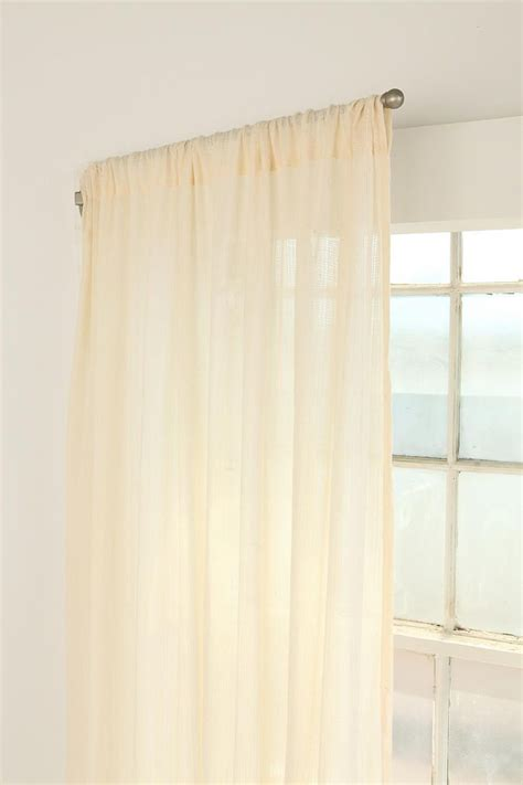 curtain swing rod swing curtain rod set of 2
